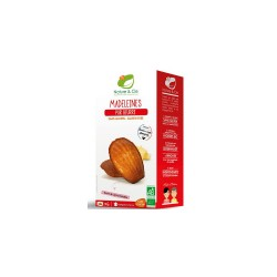 Madeleines Pur Beurre - Nature et Compagnie